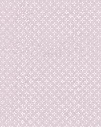 Lydia Lavender Floral Ditsy by  Brewster Wallcovering