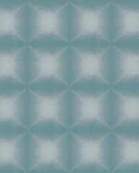 Echo Teal Geometric Wallpaper by