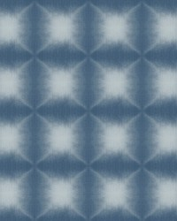 Echo Blue Geometric Wallpaper by
