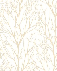 Autumn Gold Tree Wallpaper by
