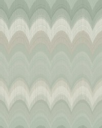 August Sage Wave Wallpaper by