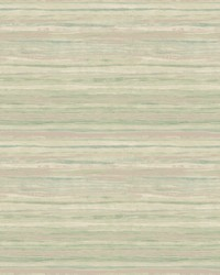 Arakan Sage Stripe Wallpaper by