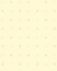 Floret Yellow Mini Floral Geometric by