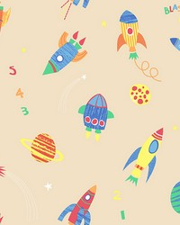 Blast Off Honey Outer Space by