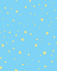 Stars Turquoise Outer Space by