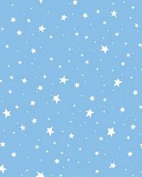 Stars Sky Blue Stars by