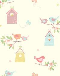 Birdhouses Turquoise Birds by
