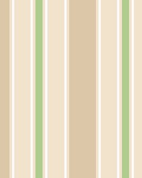 Sunshine Stripe Light Green Stripe by