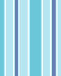 Sunshine Stripe Teal Stripe by