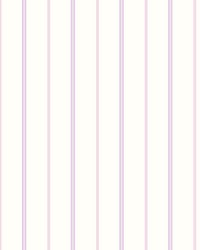 Little Tailor Pinstripe Purple Stripe by