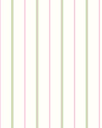 Little Tailor Pinstripe Pink Stripe by