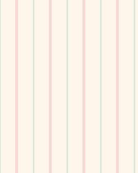 Little Tailor Pinstripe Beige Stripe by