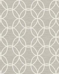 Network Light Grey Links Wallpaper by