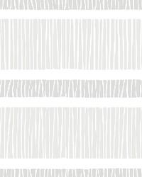 Gravity Grey Stripe Wallpaper by
