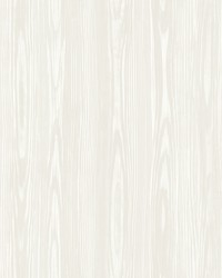 Illusion Beige Wood Wallpaper by