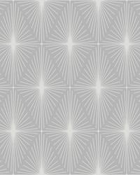 Starlight Grey Diamond Wallpaper by