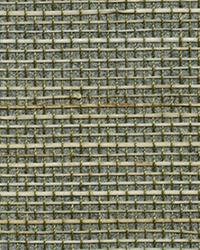 Salisbury Grey Grasscloth Wallpaper by