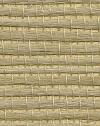 Kulun Beige Grasscloth Wallpaper by