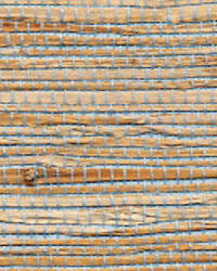 Taizhou Blue Grasscloth Wallpaper by