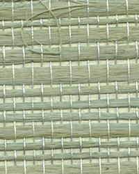 Amur Mint Grasscloth Wallpaper by