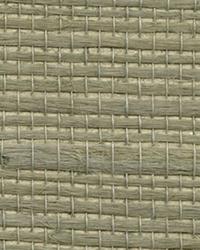 Qiantang Grey Grasscloth Wallpaper by