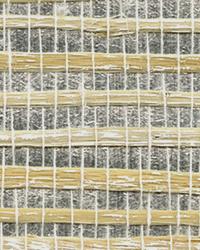 Luzhou Silver Grasscloth Wallpaper by