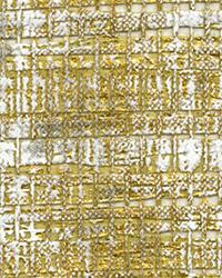 Kongur Gold Grasscloth Wallpaper by