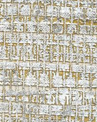 Kongur Silver Grasscloth Wallpaper by
