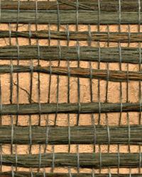 Ozamiz Copper Grasscloth Wallpaper by