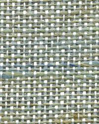Samai Aquamarine Grasscloth Wallpaper by