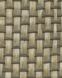 Gaoyou Khaki Paper Weave Wallpaper by