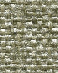 Kushan Light Green Paper Weave Wallpaper by