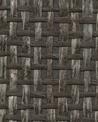 Wujiang Espresso Paper Weave Wallpaper by