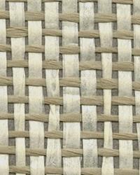 Gaoyou Beige Paper Weave Wallpaper by