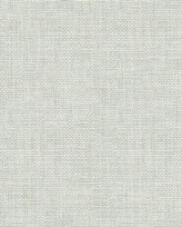 Twine Light Blue Grass Weave Wallpaper by