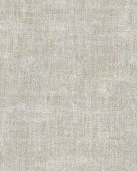 Stephen Light Grey Linen Wallpaper by