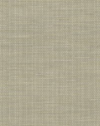 Hartman Khaki Faux Grasscloth Wallpaper by