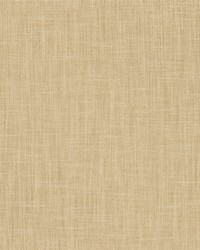 Julius Gold Natural Weave Texture Wallpaper by