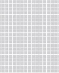 Light Grey Glass Tile Wallpaper by