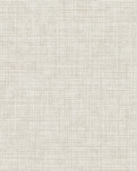 Tuckernuck Neutral Linen Wallpaper by