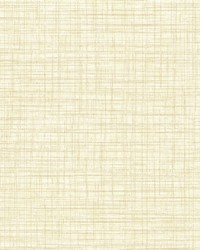 Tuckernuck Yellow Linen Wallpaper by