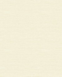 Bluestem Cream Grasscloth Wallpaper by