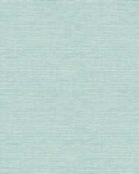 Bluestem Aqua Grasscloth Wallpaper by