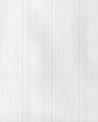 Kannberg Paintable Stripe Texture Wallpaper by  Brewster Wallcovering
