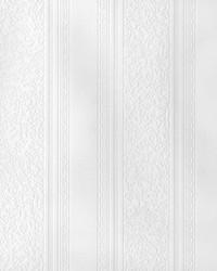 Kannberg Paintable Stripe Texture Wallpaper by