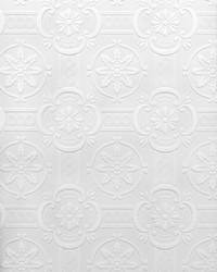 Westerberg Paintable Ornate Tiles Wallpaper by