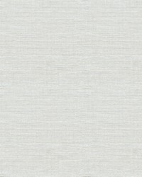 Lilt Light Blue Faux Grasscloth Wallpaper by