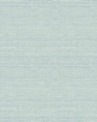 Lilt Teal Faux Grasscloth Wallpaper by