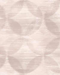 Alchemy Blush Geometric Wallpaper by