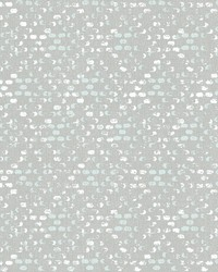 Blissful Light Blue Harlequin Wallpaper by